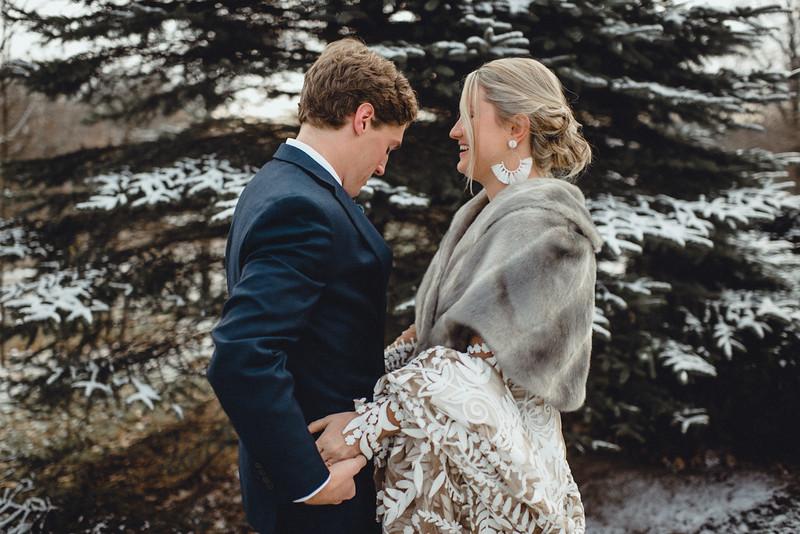 Requiem Images - Luxury Boho Winter Mountain Intimate Wedding - Seven Springs - Laurel Highlands - Blake Holly -543.jpg