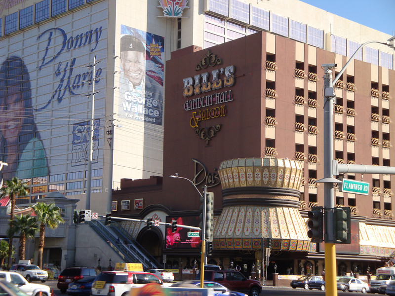 Bill's Gamblin Hall. They offer a $9 prime rib special, but you have to ask for it.