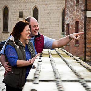 Becky & Neil, Pre-Shoot in Gloucester