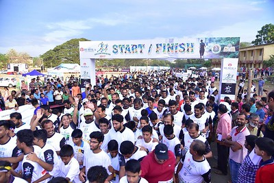 Palghat Marathon 2018