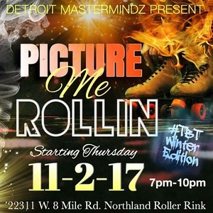 Northland Roller Rink 11-2-17 Thursday