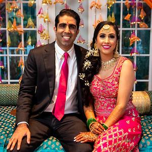 Jyoti & Ashim's Sangeet