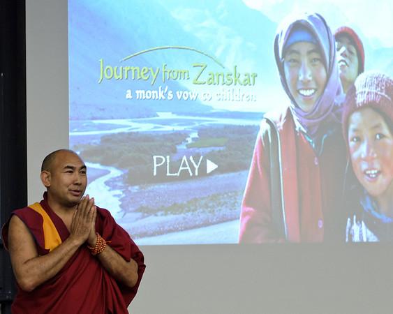Zanskar-Geshe Lobsang Yonten