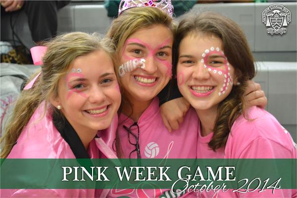 Pink Week Game