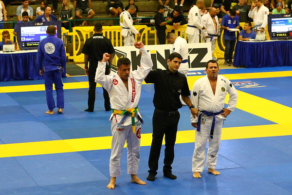 Adam Dove - San Diego Open IBJJF - Gold Medal
