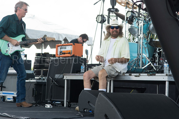 Artimus Pyle Band Concert photos from Rock Ribs and Ridges