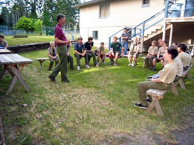 Troop Meeting - Jul 2