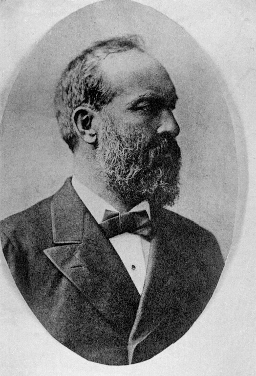 . James A. Garfield, 20th United States President, is shown in this undated photograph. (AP Photo)