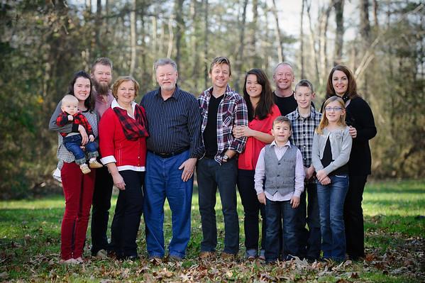 Gore Family Portraits
