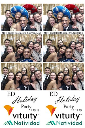 Vituity & Natividad Holiday Party 2019