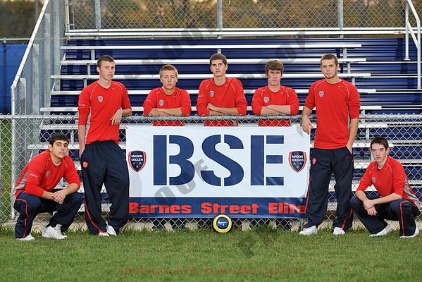 Boys varsity - Mason seniors