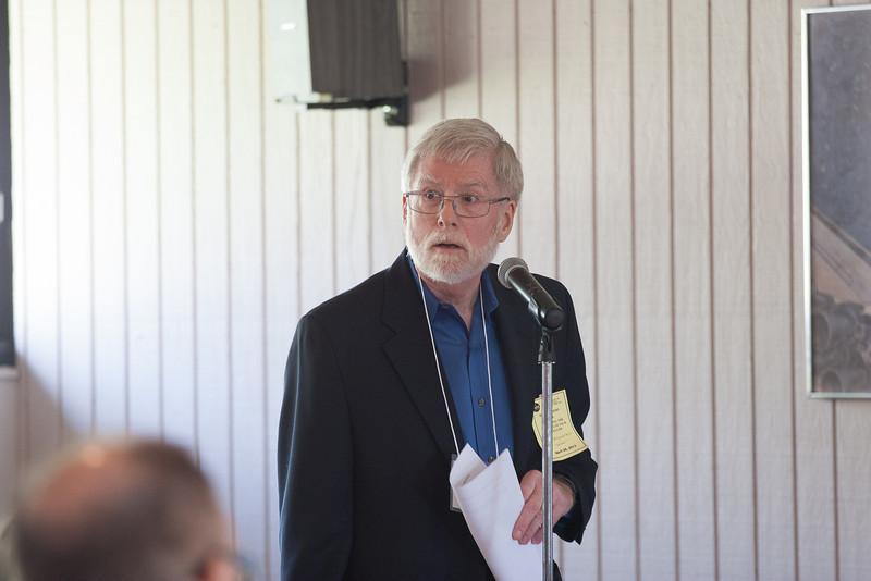 Bonnard Teegarden -- Jack Tueller Memorial Symposium, NASA/Goddard Space Flight Center, Greenbelt, MD, April 26, 2013