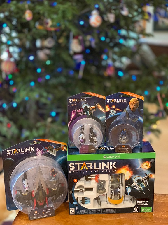 StarLink Battle For Atlas is the perfect last minute gift! Available on Nintendo Switch, PlayStation®4 and Xbox One, kids want this gift! #ad #StarLinkGame