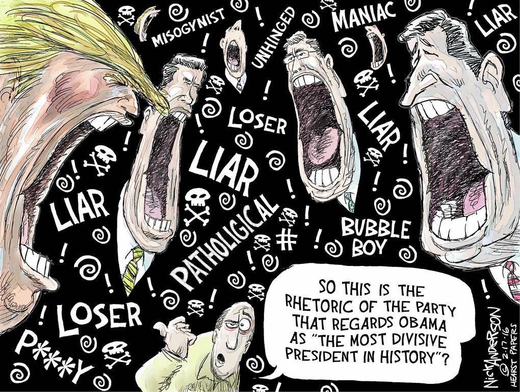 . Nick Anderson / Houston Chronicle