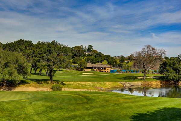 Novato - Marin Country Club Golf