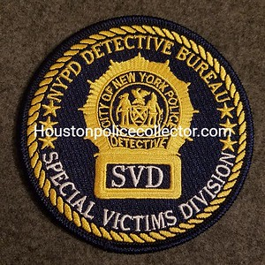 SVU patches