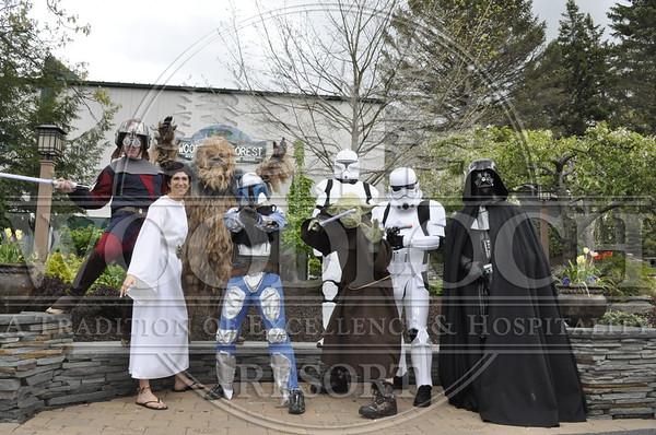 May 5 - Star Wars Parade