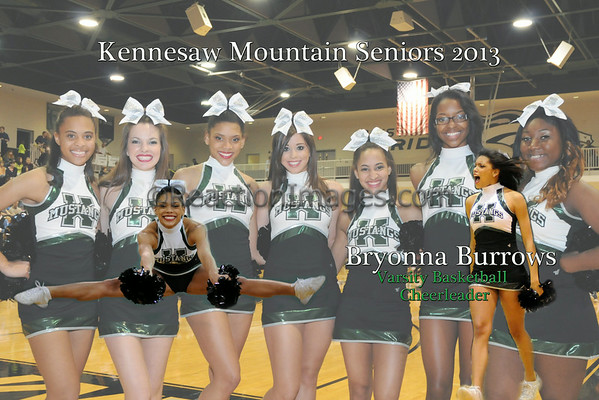 KMHS Basketball Cheer 2013