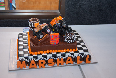 Marshall's 5th Birthday 2012