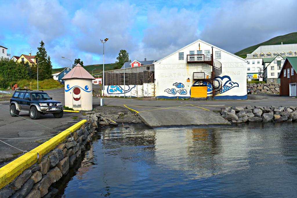 Húsavík Whale Museum in North Iceland