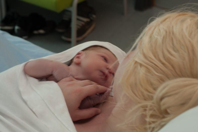 Orin - Birth