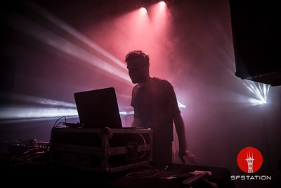 Nicolas Jaar Secret Show presented by Gray Area and DJ DIals
