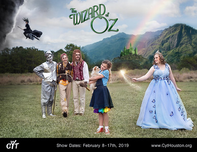 2019 Wizard of OZ