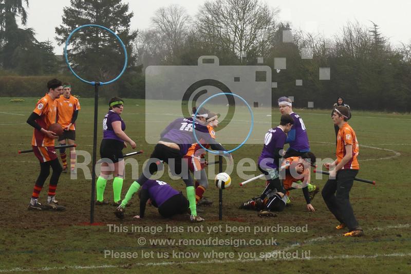 142 - Quidditch - British Cup