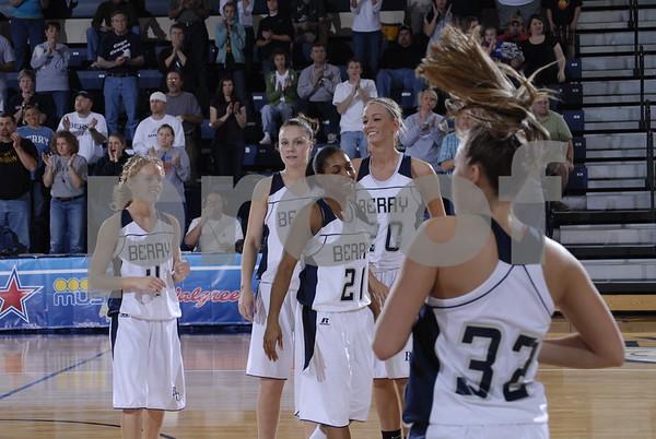 SSAC Tournament Lee v. Berry 3-7-2009