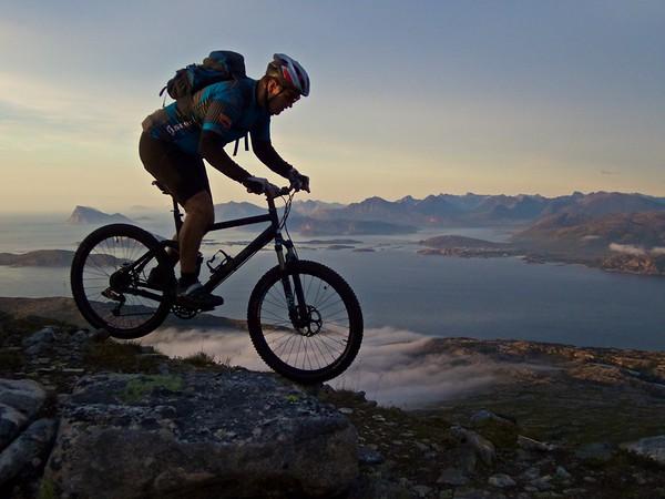 Bike Northern Norway