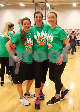 2018-3-22 Annual SMS 5th grade vs Faculty Basketball Game
