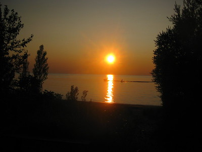 Canada Lake Huron Lurgan beach Kincardine