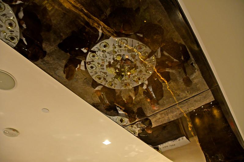 Atmosphere (Ceiling Reflection) AVENUE MAGAZINE Presents the SALON DINNER & CONVERSATION with Architect and Designer DAVID ROCKWELL  10 Hudson Yards NYC, USA - 2017.10.17 Credit: Lukas Maverick Greyson