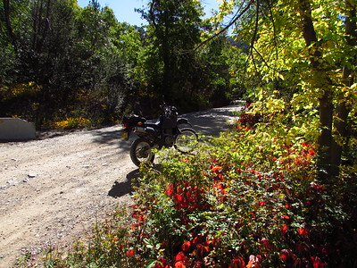 Placitas-East Mountains DS Ride  9-30-19