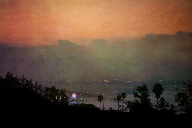 September 17 - Sunrise over Santa Moinca.jpg