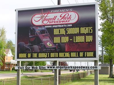 Angell Park Speedway 2006
