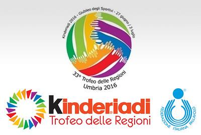 Kinderiadi Trofeo delle Regioni 2016