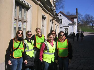 Tallinn Estonia - May 2007