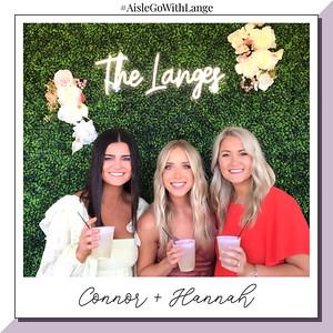 Connor + Hannah's Wedding