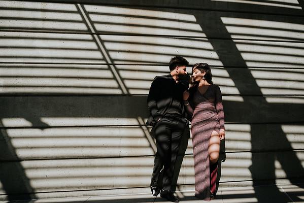 Deepak & Jasmine
