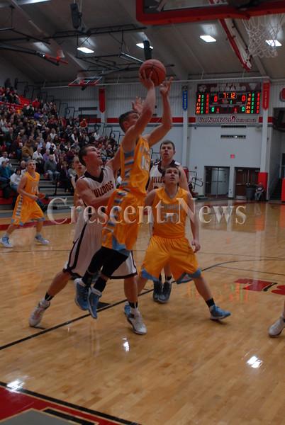 03-04-14 Sports Ayersville vs Edgerton Dist BBK
