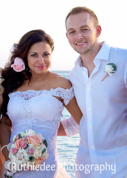 Mark and Katia's Wedding