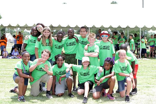 Suwannee Intermediate School - 4th Grade - Field Day 2017