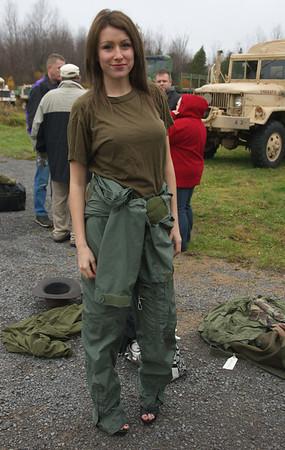Stephanie Military