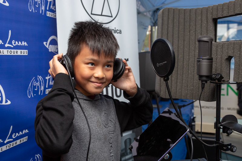 2018_09_21, Audio-Technica, Creator Station, Flushing, New York, NY, PSMS200, Tents, OWC