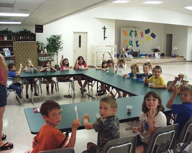2001 Vacation Bible School