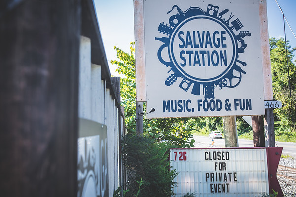 Salvage Station - Thursday Event