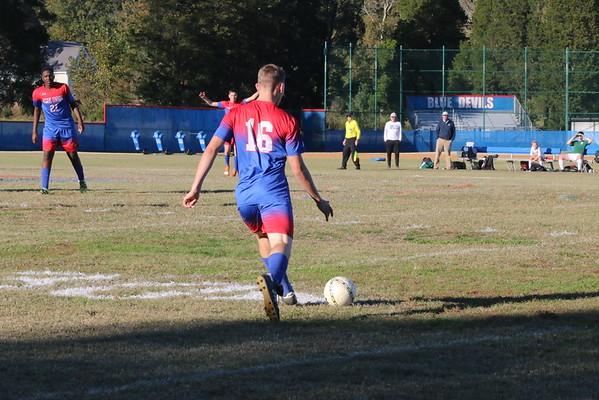 Prep Soccer vs. Trinity Episcopal School - Oct 24