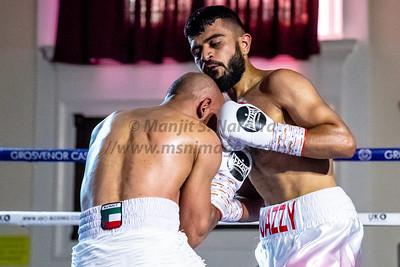 Ijaz Ahmed vs Anwar AlFadi