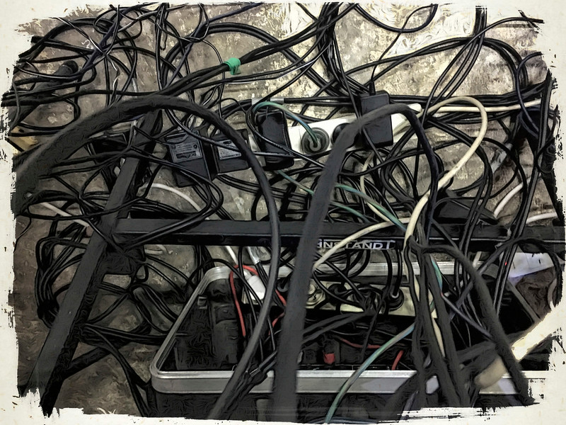 On-Stage Wiring